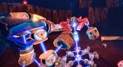 Rawbots: Blueshift Screenshots 2