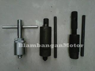 Treker magnet Yamaha Alfa, FI, RX