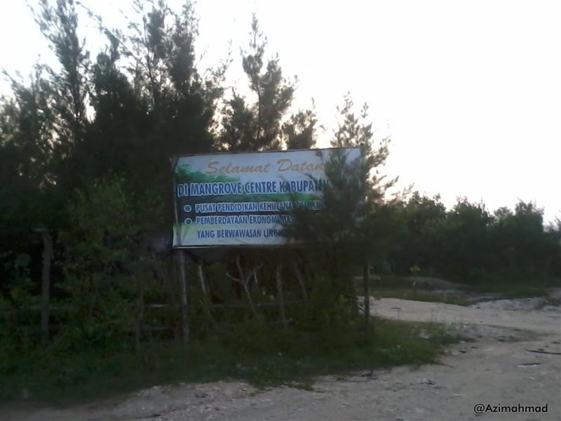 Mangrove Center Tuban, Mangrove Center pusa budidaya mangrove di Tuban.