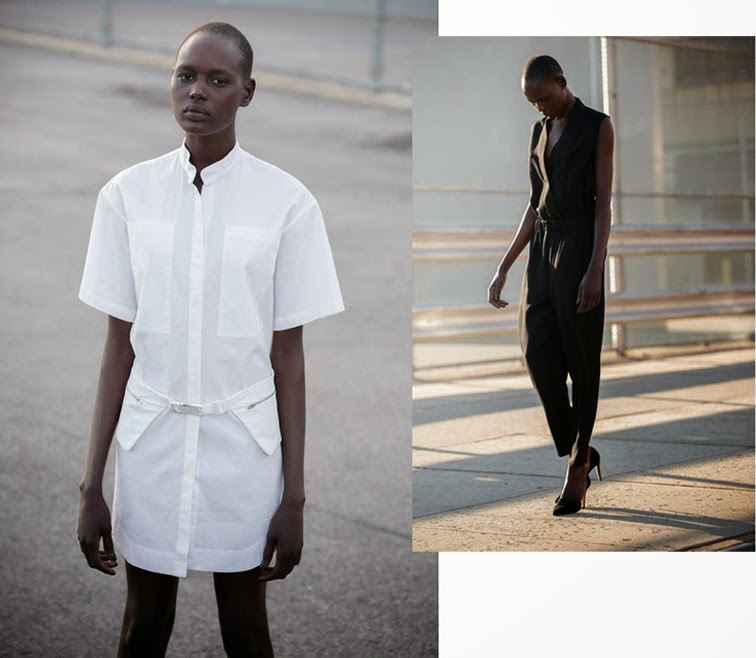 Nomia ss14 look book