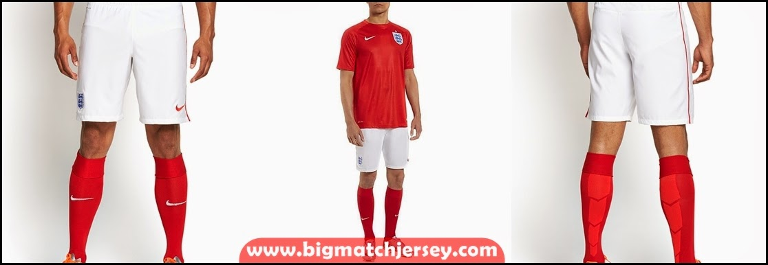 Celana Bola GO Timnas England Away Nike Piala Dunia