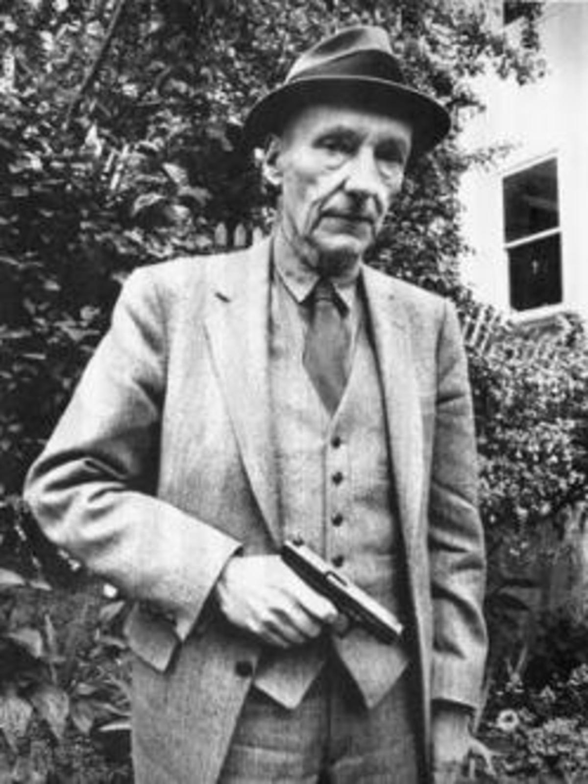 William S. Burroughs (1914-1997) - William S. Burroughs