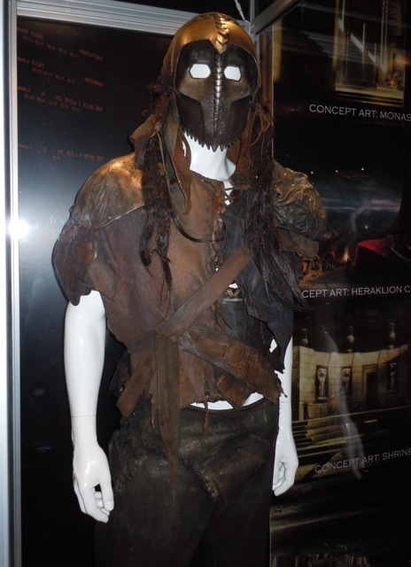 Mondragon Immortals film costume