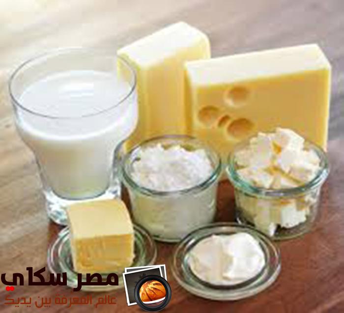 الجبن ومنتجات الألبان وفترات الصلاحية