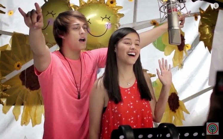 Watch enrique gil liza soberano sing abs cbn summer station id theme
