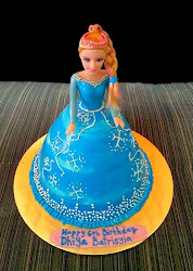 Frozen Cake
