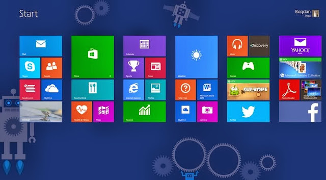 Microsoft Going to Launch Free Windows Threshold Version for Tablets By www.TricksWay.com