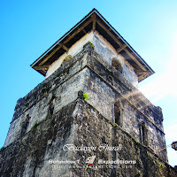 Baclayon Church Bohol Belfry by Schadow1 Expeditions