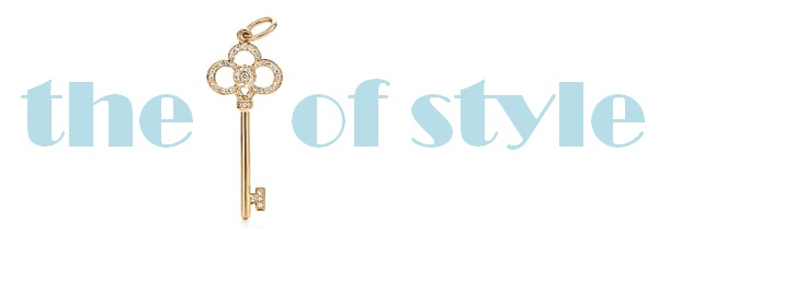 The Key of Style