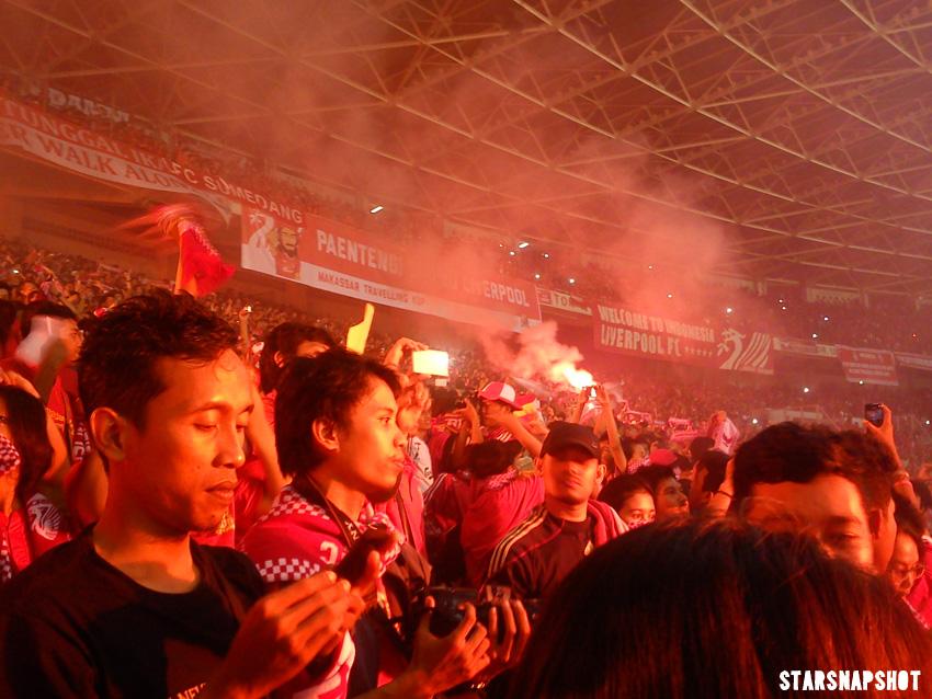 LFC Tour Jakarta 2013