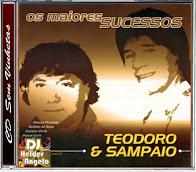 CD Teodoro e Sampaio - Os Maiores Sucessos - Faixas Renomeadas e Sem Vinhetas