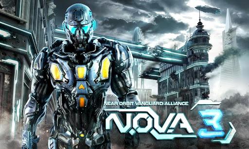 N.O.V.A. 3: Near Orbit Vanguard Alliance Apk