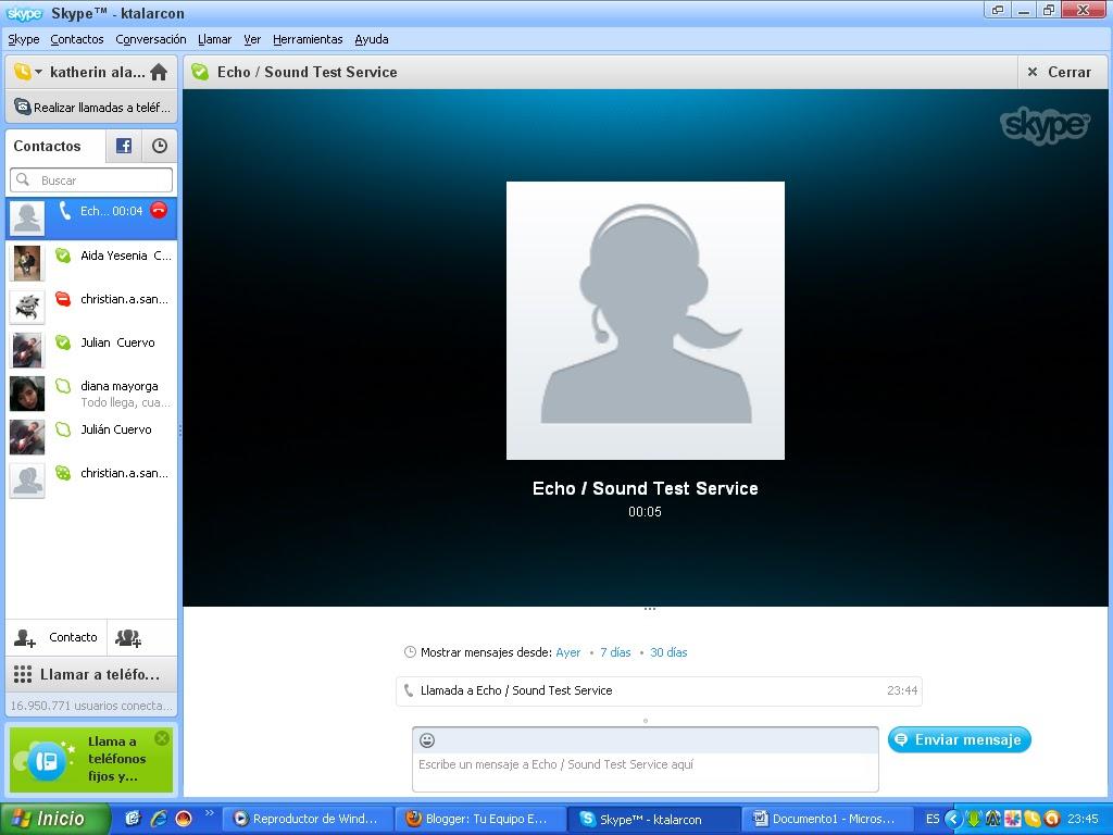 skype tú