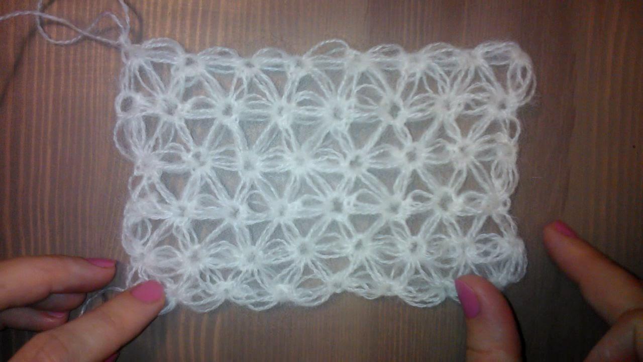 вязаные красивые шарфы фото схема