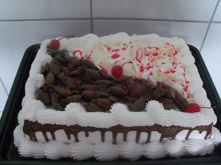 TORTA DE CHOCOLATE 2 AMORES