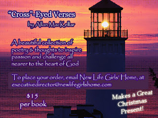 New Life Girls' Home - Poetry Book