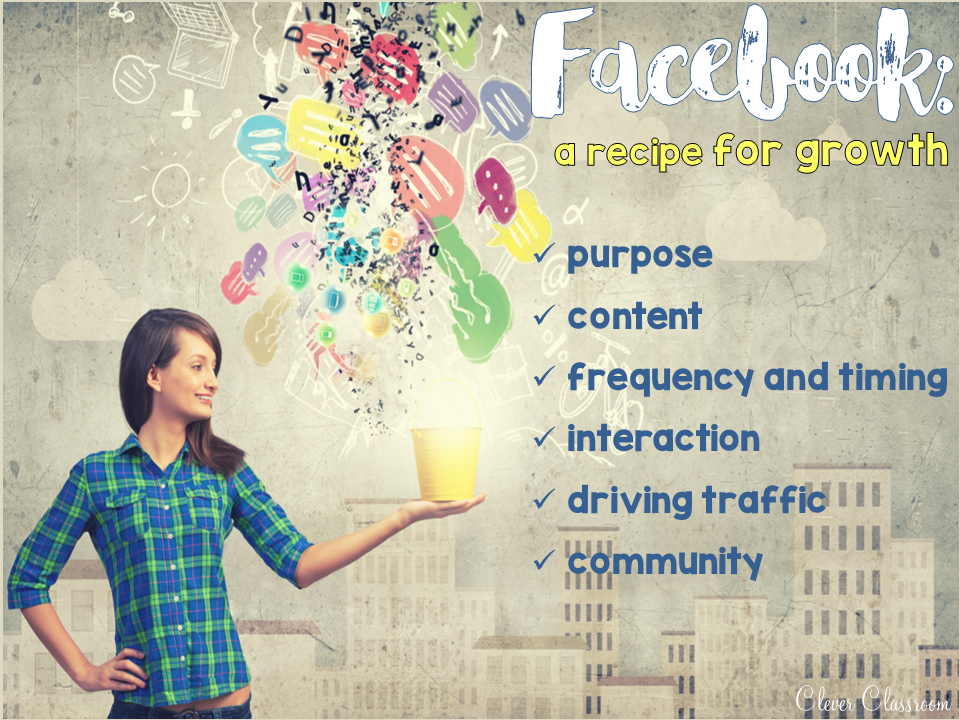 Growing your Facebook page: a blogging series