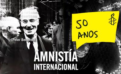 50 anos de Amnistía Internacional