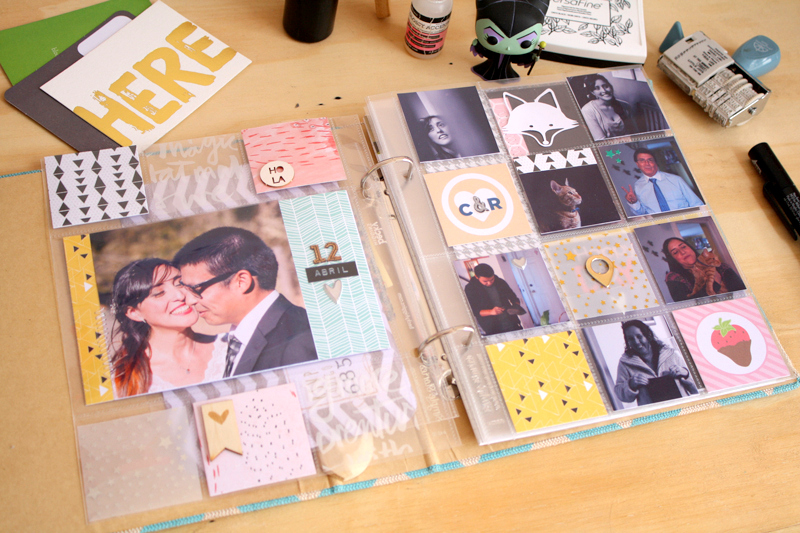 hanbook-wedding-chile-scrapbook