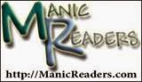 4 and a half shining stars from Manic Readers for Cafe in the Park