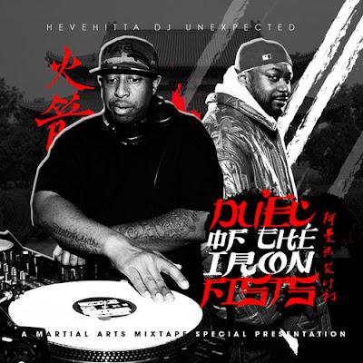 DJ Unexpected & Hevehitta presents Bun B - Southern Royality