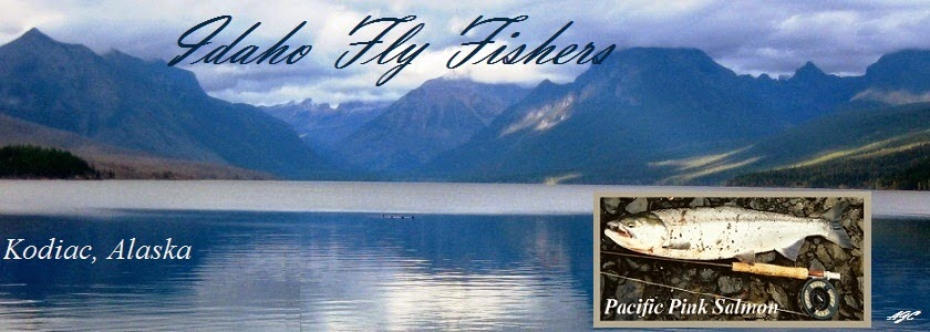 Idaho Fly Fishers Blog Photo Headers