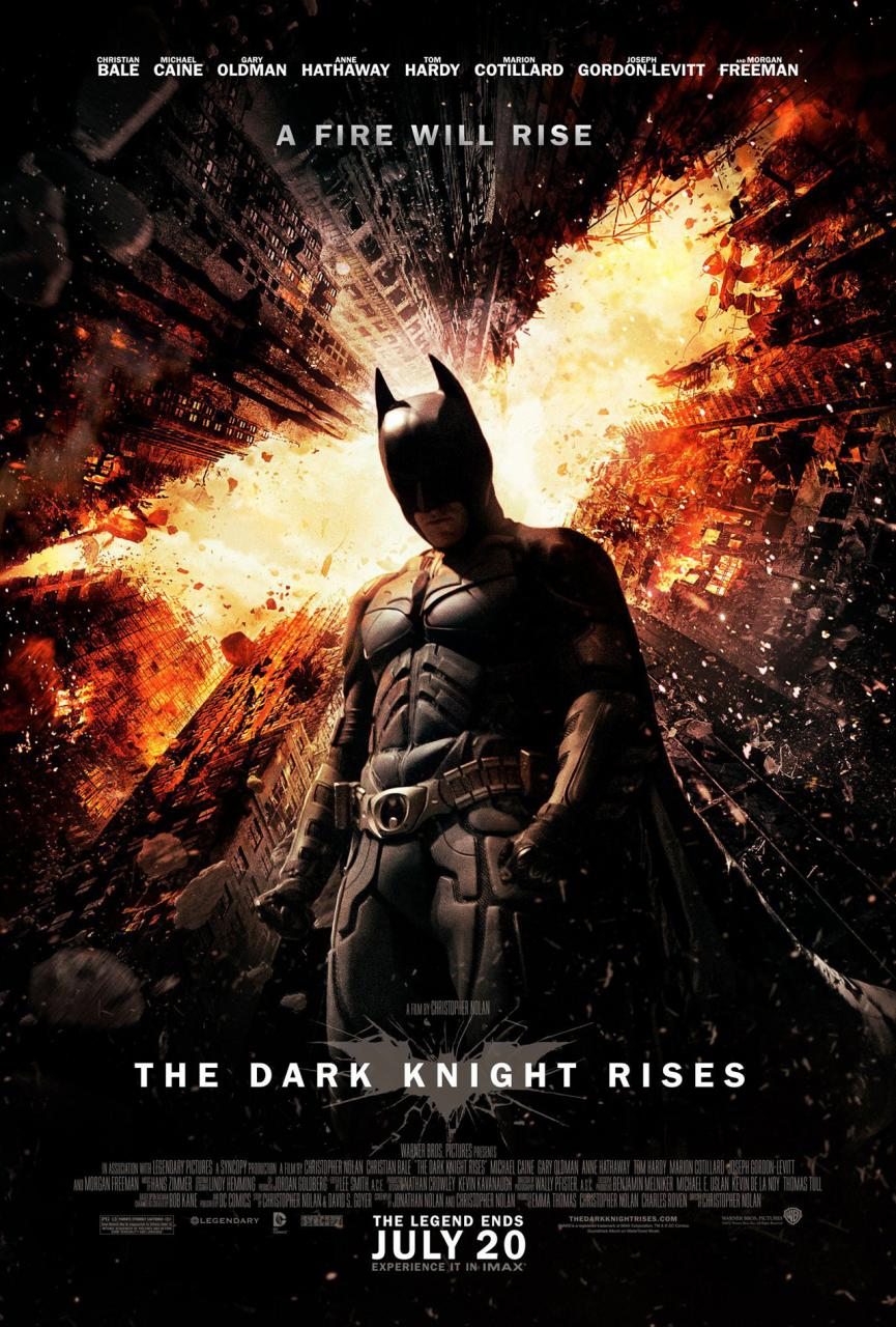 Batman – O Cavaleiro das Trevas Ressurge Legendado 2012