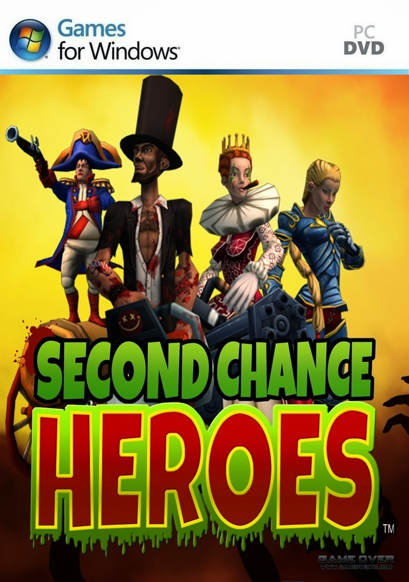 Game PC Second Chance Heroes [full]