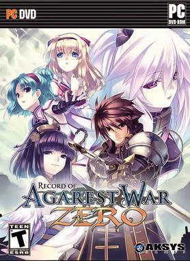 Games Downlaod Record Of Agarest War ZERO
