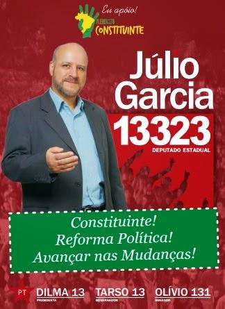 Deputado Estadual 13.323 PT/RS