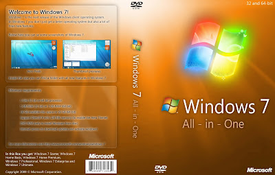 Windows 7 SP1 All Editions Branded Pre-Activated (x86/x64) Full Version