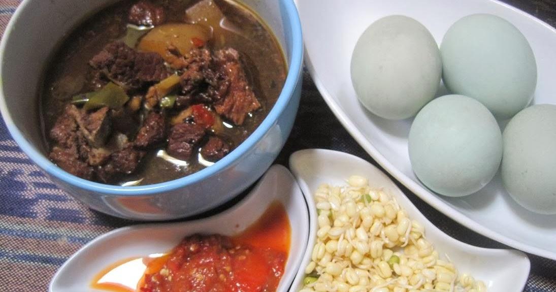 Resep Masakan Nasi Rawon | Petunjuk Ibu | Makanan Sehat ...