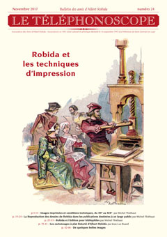 n°24 - Robida et les techniques d'impression