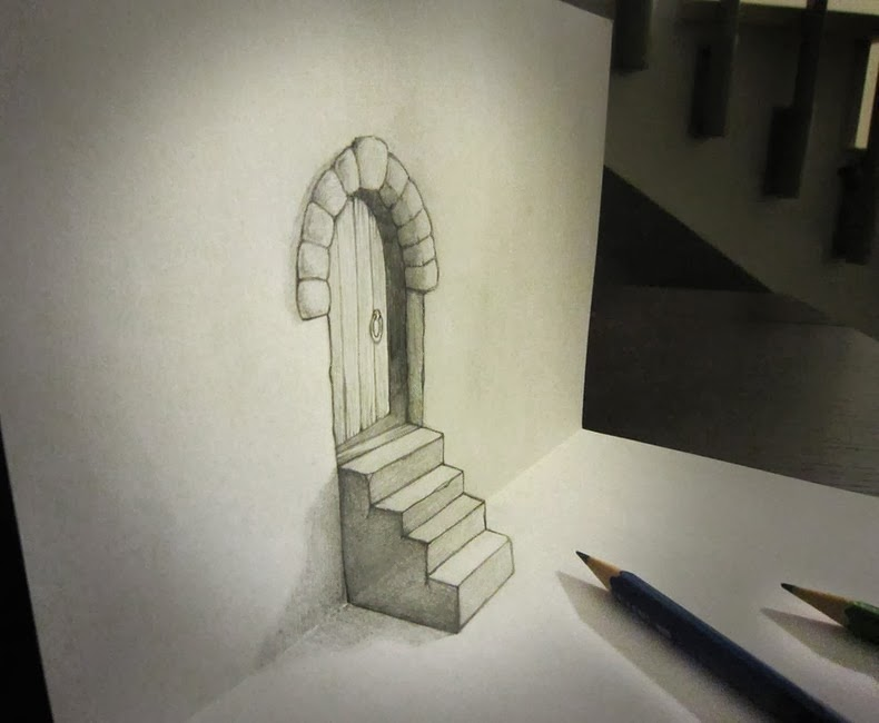 awesome drawings 3d for your pictuers