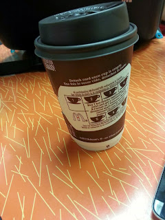 Small McDonalds Coffee