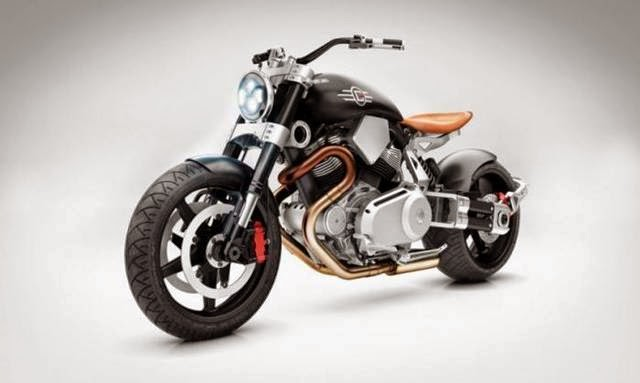 Confederate Motorcycles — X132 Hellcat Speedster