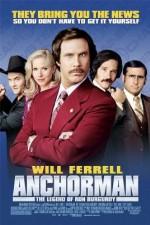 Watch Anchorman: The Legend of Ron Burgundy (2004) Movie Online