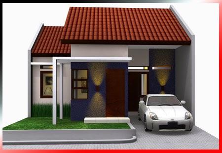 Desain Rumah Minimalis Type 45, Gambar Desain Rumah