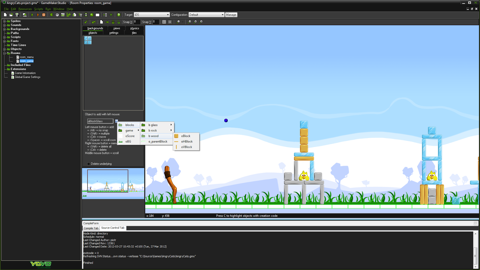 See more about GameMaker Studio