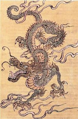 83 Modèles de tatouages dragon Tattoo Tatouage - tatouage dragon chinois dos