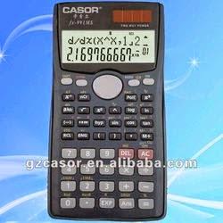 CASIO SCIENTIFIC CALCULATOR FX-570MS MANUAL