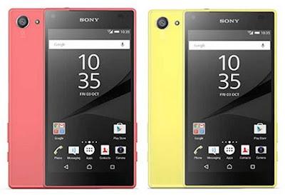 Daftar Harga HP Sony