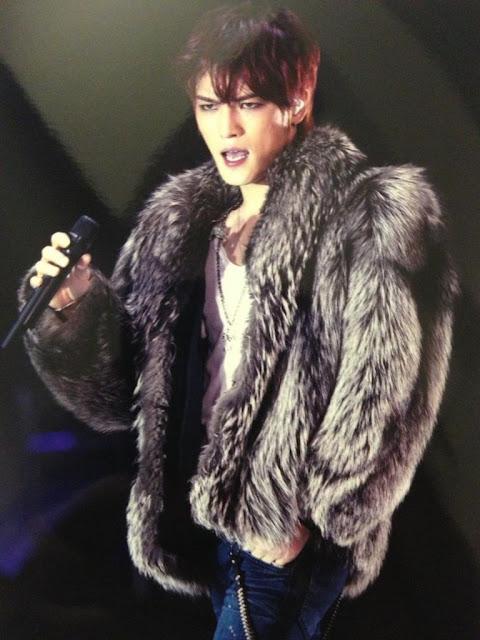 Jaejoong Tokyo Dome Konser 16
