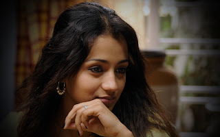 Trisha Want Revolution Story Movies