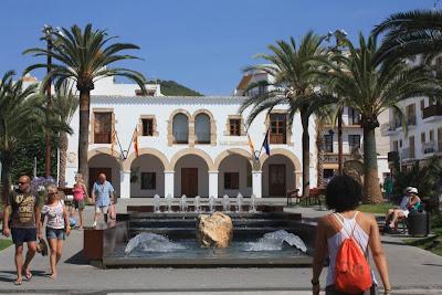 Santa Eulàlia des Riu in Ibiza