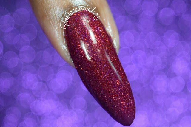 "Starrily ""Poisoned Apple"" Swatch"