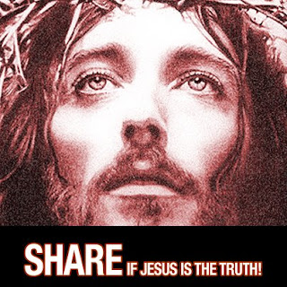 SHARE if Jesus is the truth