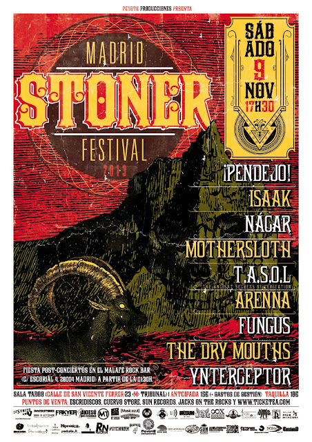 Madrid Stoner Festival 2013, http://psychoner.blogspot.com