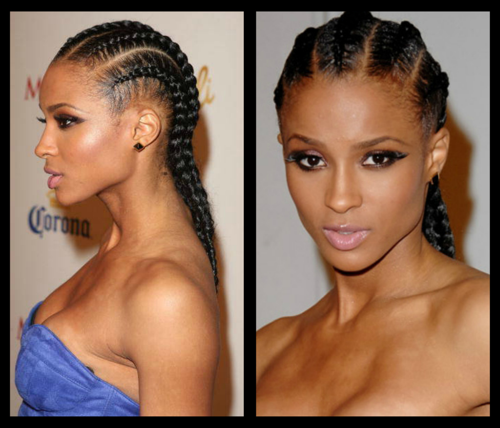 how to do weave : Everything You Want Everything You Need: Ciara debuts NEW hairstyle ...