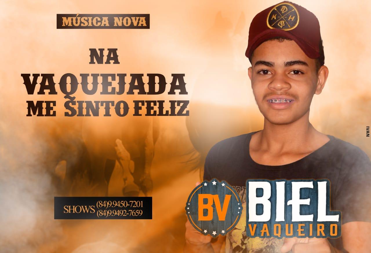 A MAIS NOVA REVELAÇÃO DE TOUROS/RN   BIEL VAQUEIRO  !!!